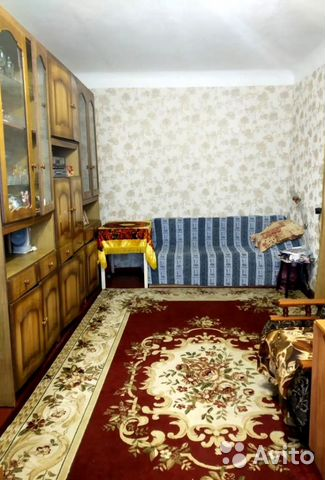 Продается двухкомнатная квартира за 1 140 000 рублей. Орёл, Генерала Родина, 65.