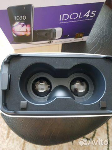 Очки виртуальной реальности для alcatel idol 4s