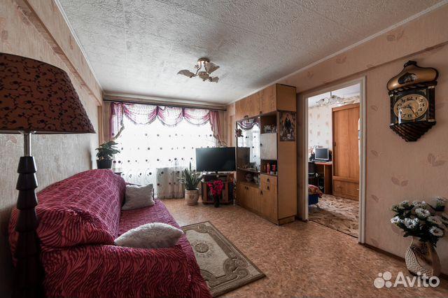 Продается двухкомнатная квартира за 2 900 000 рублей. ул Чайковского, 20.