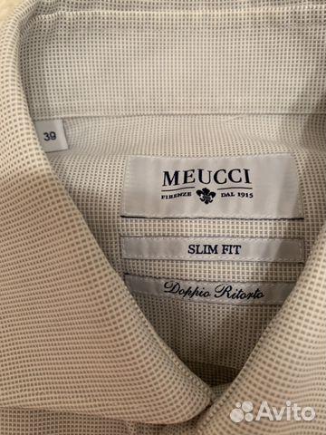 74e914283fffcf0 Рубашка Meucci купить в Москве на Avito — Объявления на сайте Авито