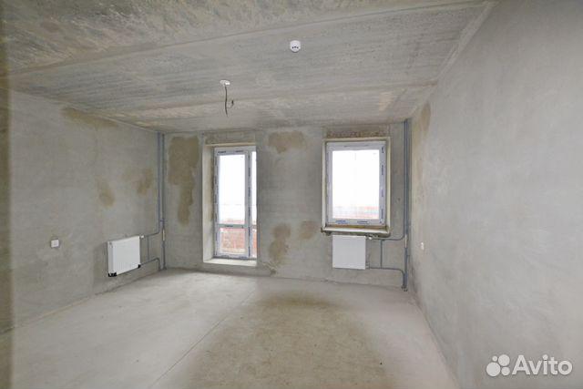 Продается двухкомнатная квартира за 3 150 000 рублей. г Киров, ул Чистопрудненская, д 4.
