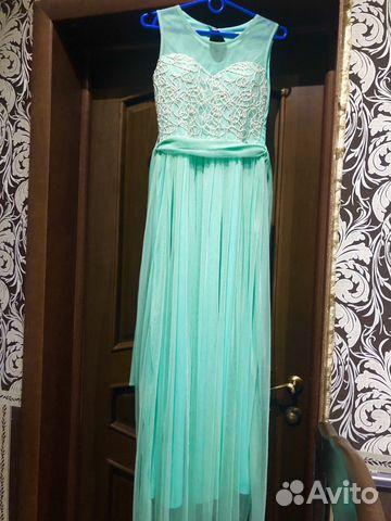 cfd22940753 Вечернее платье или на выпускной купить в Республике Крым на Avito ...