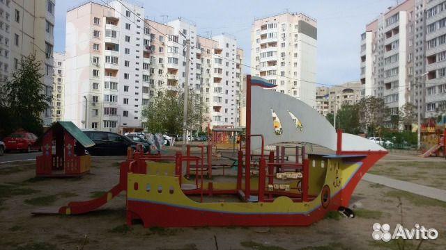 Продается однокомнатная квартира за 1 350 000 рублей. г Астрахань, ул Жилая, д 8.