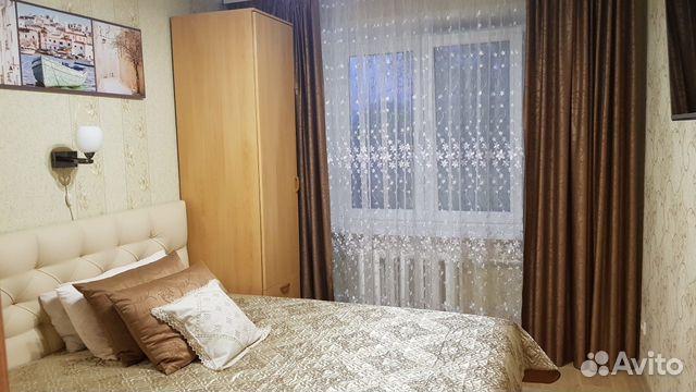 Продается трехкомнатная квартира за 2 400 000 рублей. Саратовская обл, г Балаково, ул Проспект Героев, д 10.