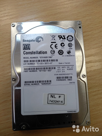 """LOT OF 5 SEAGATE ST3320620AS  7200.10 320GB 3.5/"""" SATA HDD"""