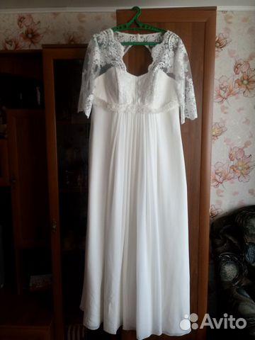 Платье, размер 46-48 89209185558 купить 2