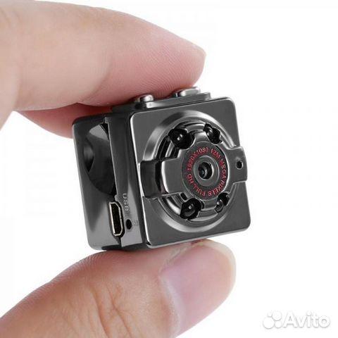 Мини-видеокамера SQ8 Full HD