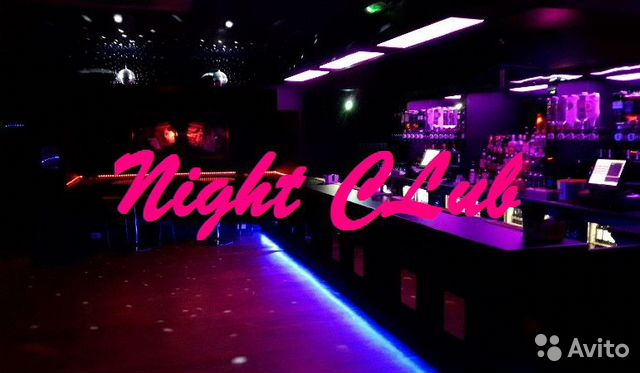 ночной клуб спб вакансия