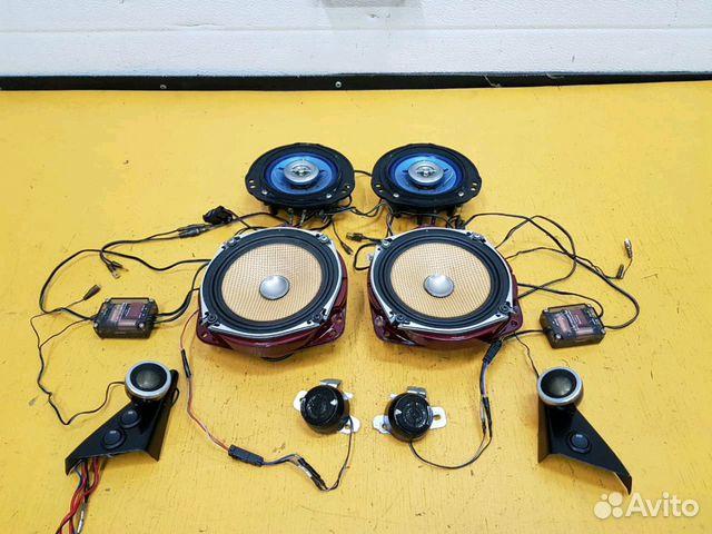 89625003353 Колонки комплект Subaru Forester