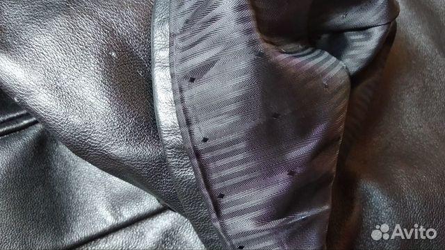 Пиджак кожаный  89024174627 купить 5