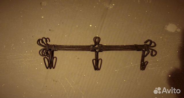 Старинная вешалка Царская Россия  89811595004 купить 3