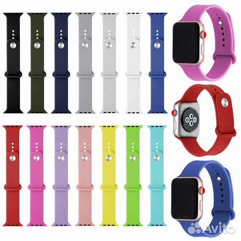 Ремешки Apple watch 44mm