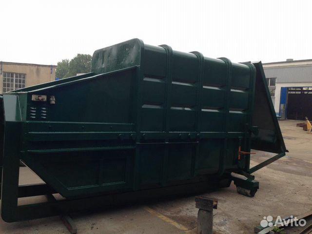 Контейнер 35 м3 кеске и пресс-контейнеры 12 м3  89062174644 купить 5