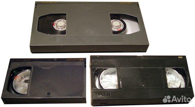 Оцифровать видео кассеты