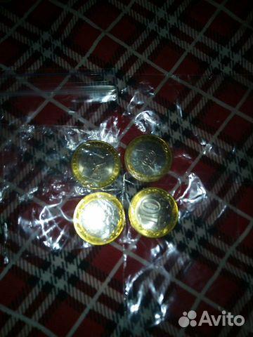 Юбилейные монеты десять рублей 89393039003 купить 1