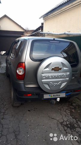 Chevrolet Niva, 2010 89887201844 купить 3