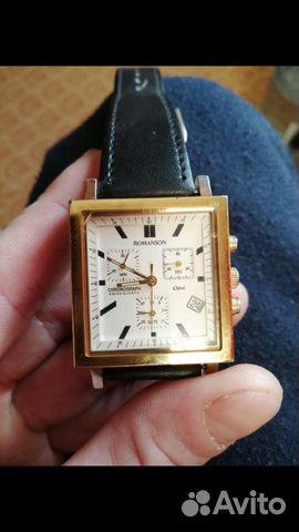 Продать часы романсон часы сайт продать
