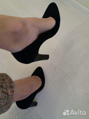 Туфли новые натуральная замша 89027802361 купить 9