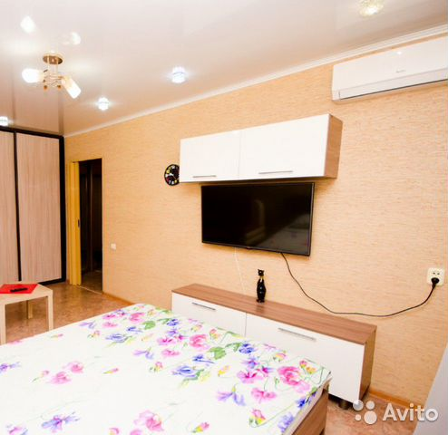 1-room apartment 30 m2, 3/5 floor. buy 1
