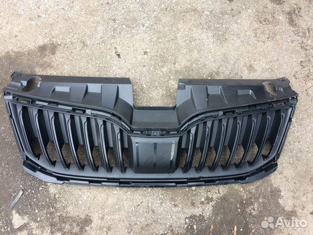 Решетка радиатора skoda octavia A7 89308889606 купить 1