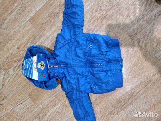 89787297371 Курточки на мальчика 1-3 года