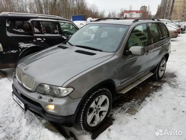 BMW X5, 2004 89584199425 купить 1