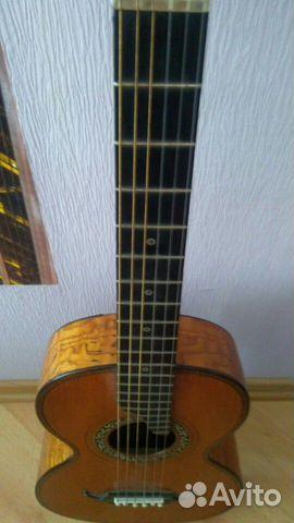 Гитара старинная мастеровая(раритет 1880 года) 89538598168 купить 6