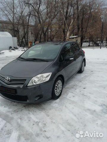 Toyota Auris, 2010 89630018841 купить 2