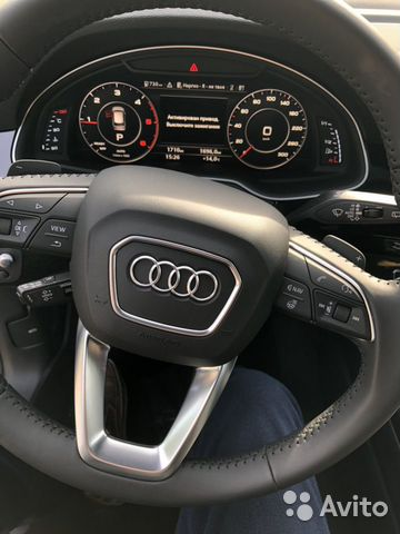 Audi Q7, 2019 buy 5