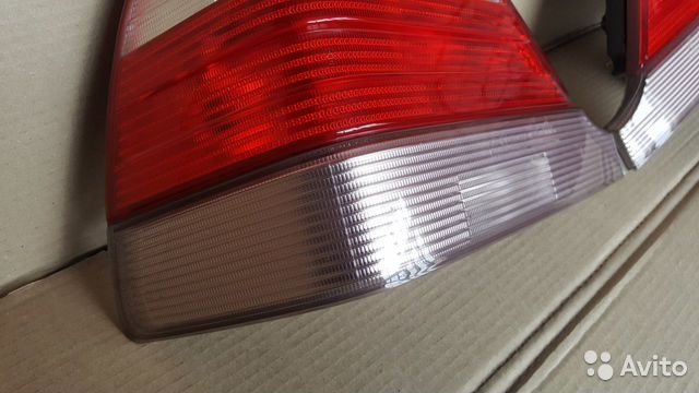 W140 Mercedes фонари задние оригинал 89118997766 купить 2