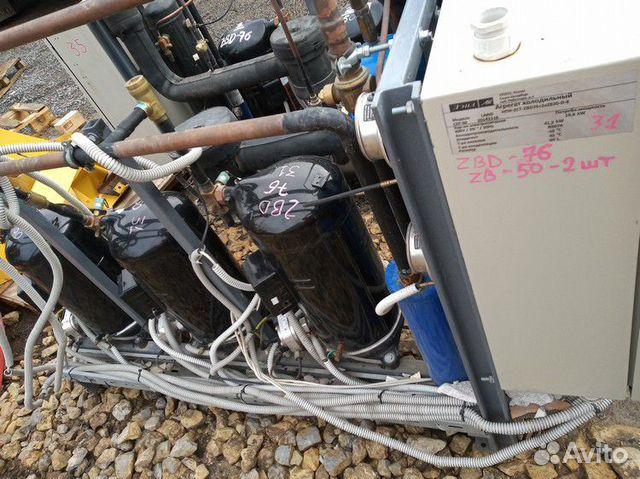 Агрегат на базе компрессоров Copeland купить 3