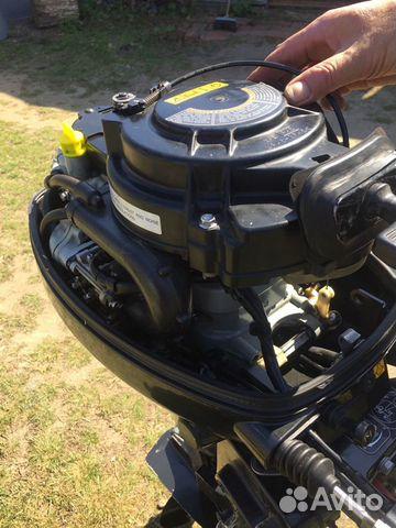 Продам мотор Suzuki 9.9 89873680393 купить 4