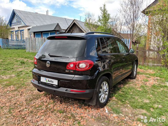 Volkswagen Tiguan, 2009 89061351469 купить 10