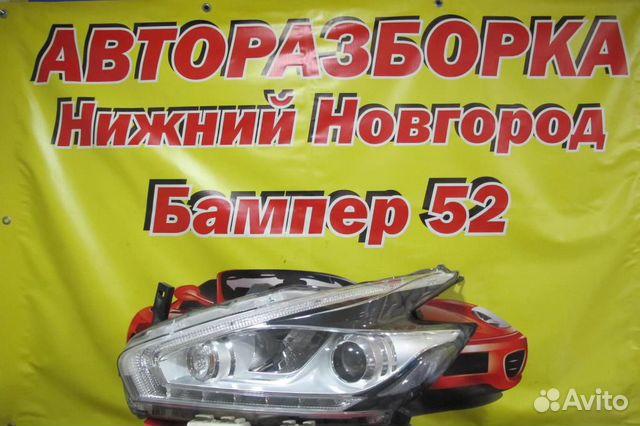 89524408730  Nissan Murano Z52 2014) Фара левая
