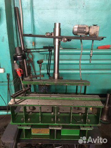 Станок для обработки седла клапана 89132221470 купить 4