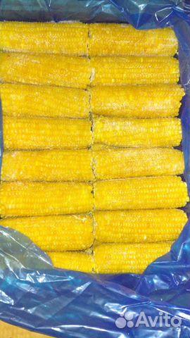 Кукуруза замороженная в початках  89139757610 купить 2