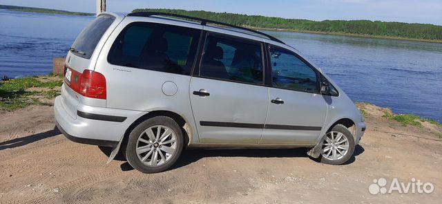 Volkswagen Sharan, 2003  купить 3
