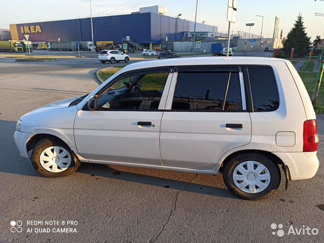 Mazda Demio, 2002  купить 2