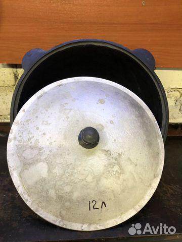 Казаны чугунные 12 литров