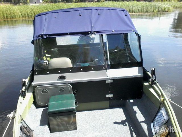 Лодка Мастер 540 с Mercury 90 elpt 4 Stroke  89063926905 купить 5