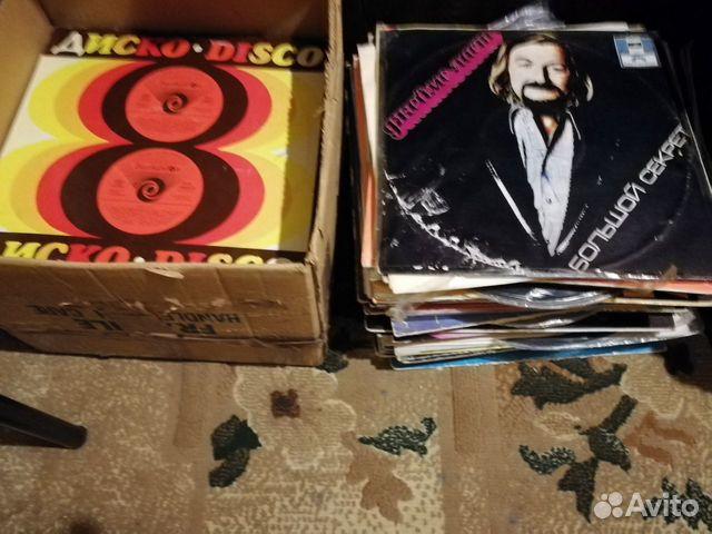 Большая Коллекция виниловых пластинок (более 1000) 89107618872 купить 4