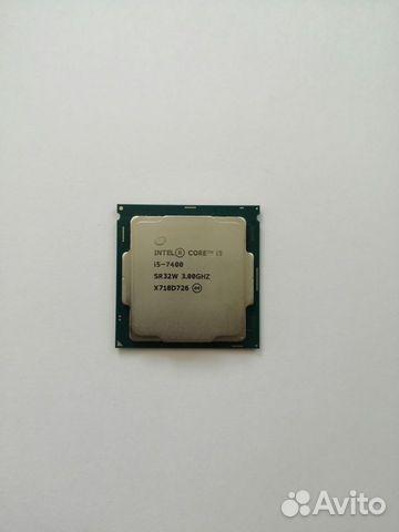 Intel core i5 7400 BOX купить 2