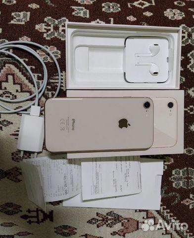 Телефон iPhone 8 64
