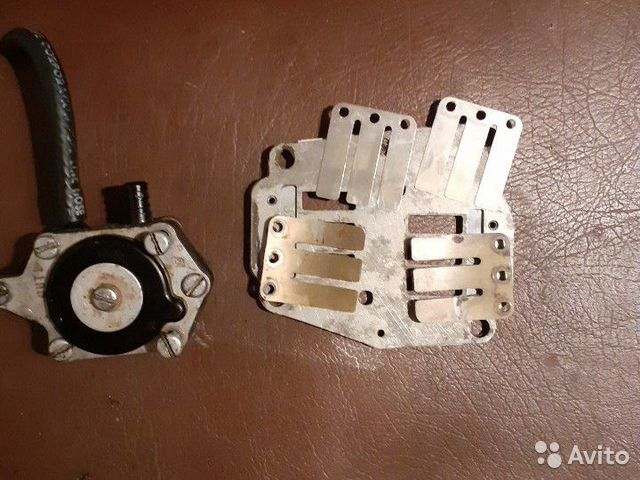 Лепестковые клапана джонсон 6 9.9  89097843952 купить 1