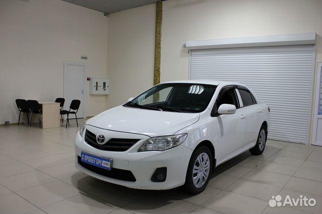 Toyota Corolla, 2011  89828708454 купить 9