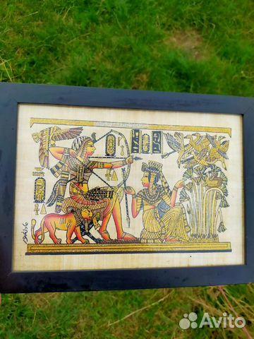 Папирус из египта  89114927480 купить 1