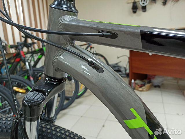 Велосипед Trinx m137 - колеса 27.5 рама 21  купить 7