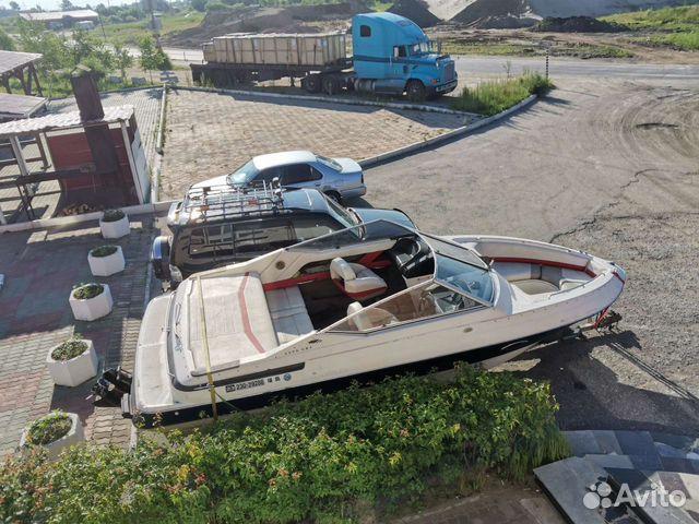 Продается катер Maxum V-5.7  89098154042 купить 3