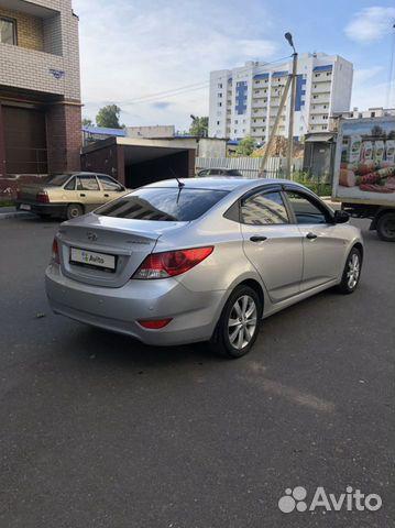 Hyundai Solaris, 2011  89092664733 купить 2