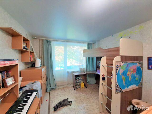 1-к квартира, 32 м², 2/4 эт.  купить 6